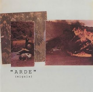 Migala - Arde CD (album) cover