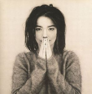 BjÖrk - Debut CD (album) cover