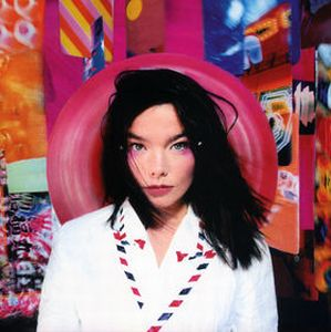 BjÖrk - Post CD (album) cover