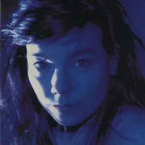 BjÖrk - Telegram CD (album) cover