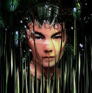 BjÖrk - Bachelorette Two CD (album) cover