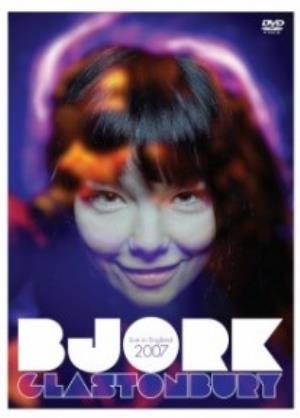 BjÖrk - Glastonbury - Live In England 2007 DVD (album) cover