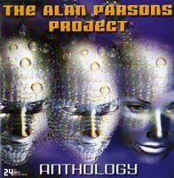 The Alan Parsons Project - Anthology CD (album) cover