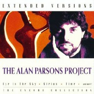 The Alan Parsons Project - Extended Versions CD (album) cover