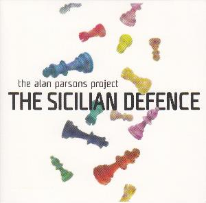 The Alan Parsons Project - The Sicilian Defence CD (album) cover