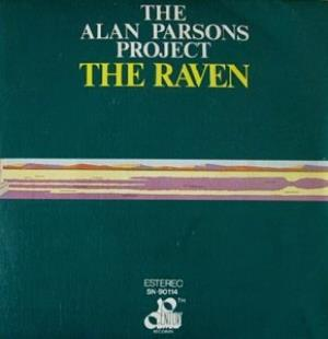 The Alan Parsons Project - The Raven CD (album) cover