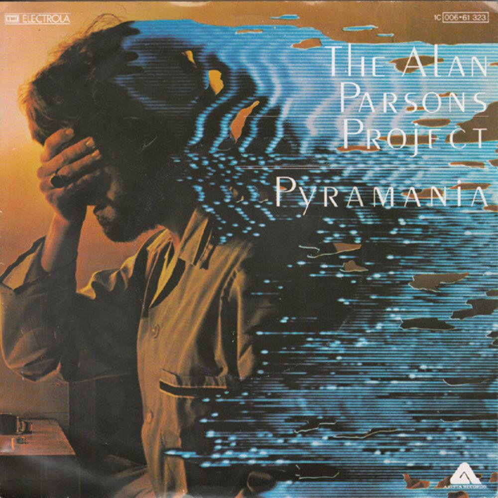 The Alan Parsons Project - Pyramania CD (album) cover