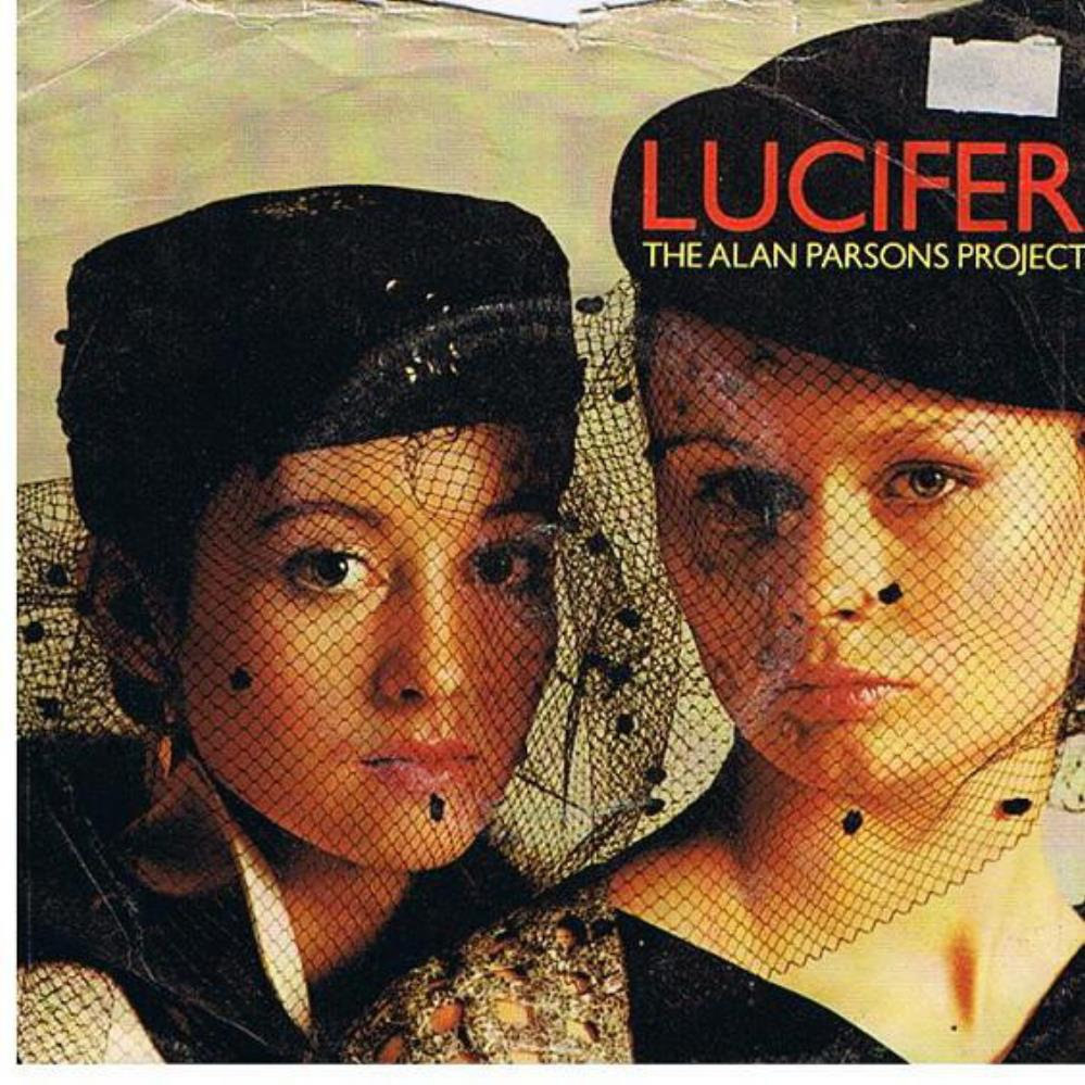 The Alan Parsons Project - Lucifer CD (album) cover