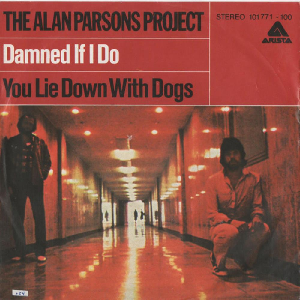 The Alan Parsons Project - Damned If I Do CD (album) cover