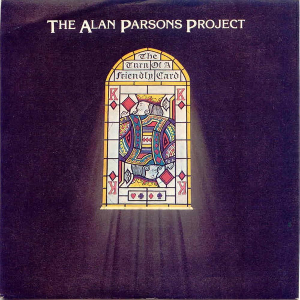 The Alan Parsons Project - The Turn Of A Friendly Card / May Be A Price To Pay CD (album) cover
