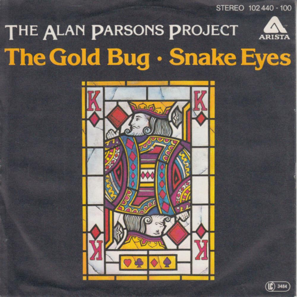 The Alan Parsons Project - The Gold Bug / Snake Eyes CD (album) cover