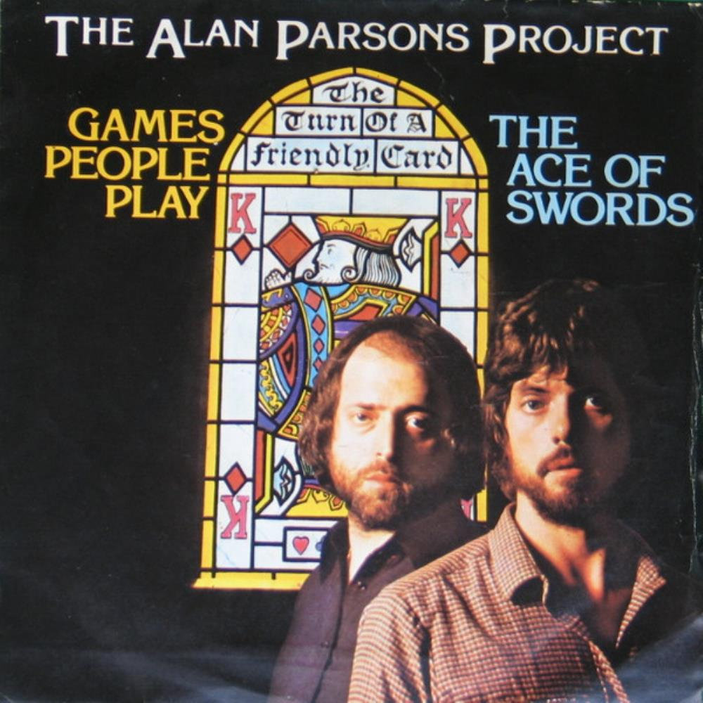 The Alan Parsons Project - Games People Play / The Ace Of Swords CD (album) cover