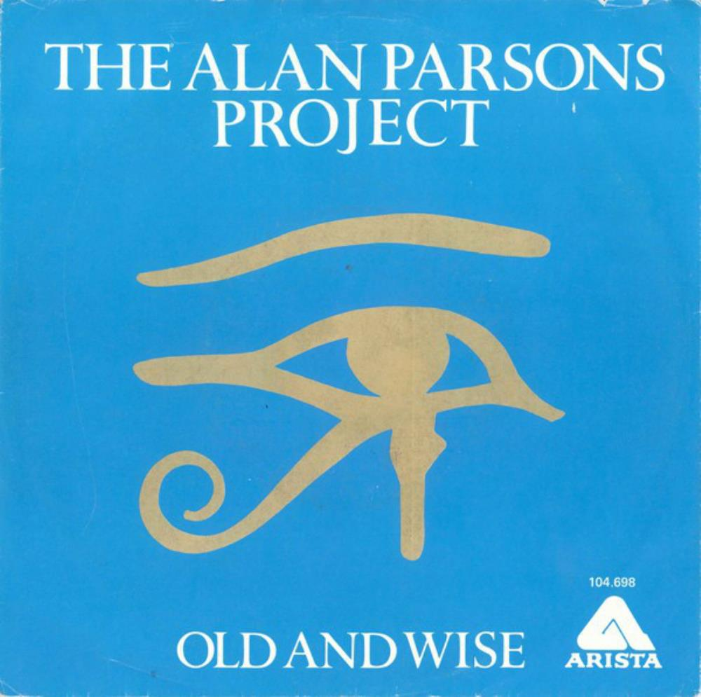 The Alan Parsons Project - Old And Wise CD (album) cover