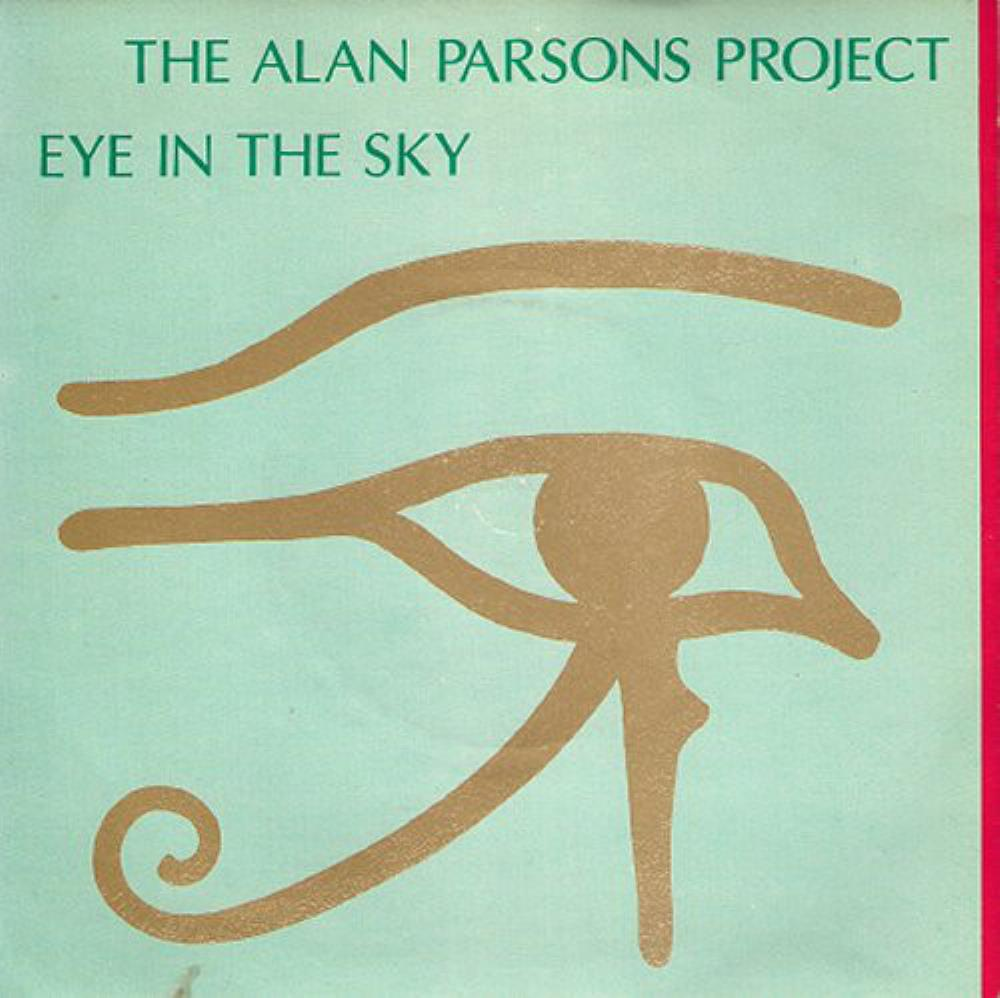 The Alan Parsons Project - Eye In The Sky / Gemini CD (album) cover