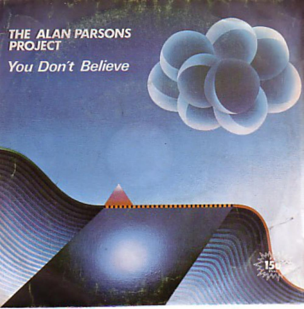 The Alan Parsons Project - You Don't Believe / Lucifer CD (album) cover