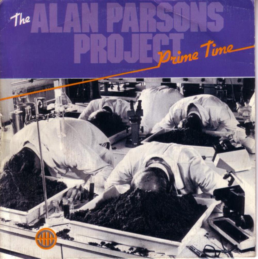 The Alan Parsons Project - Prime Time CD (album) cover