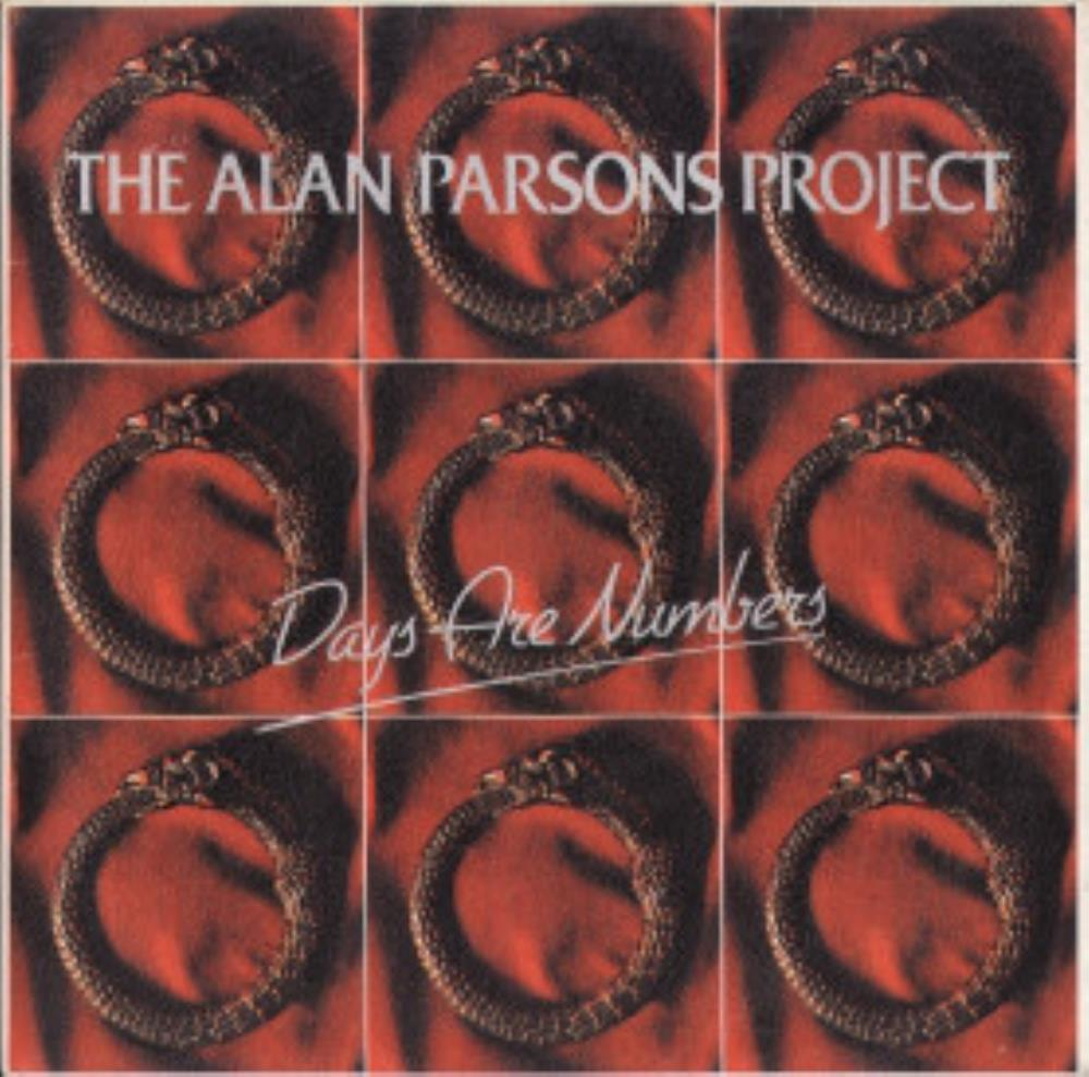 The Alan Parsons Project - Days Are Numbers CD (album) cover