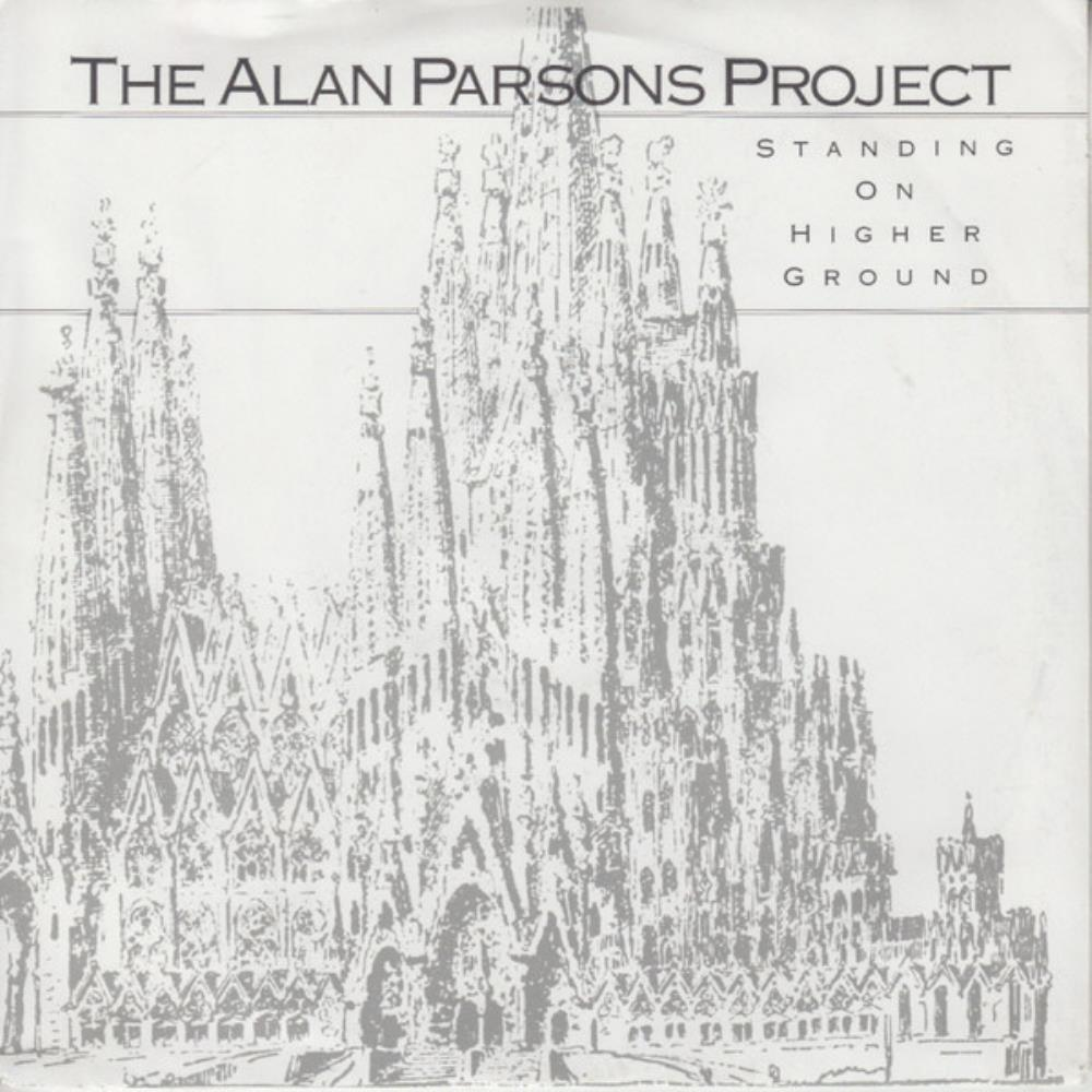 The Alan Parsons Project - Standing On Higher Ground CD (album) cover