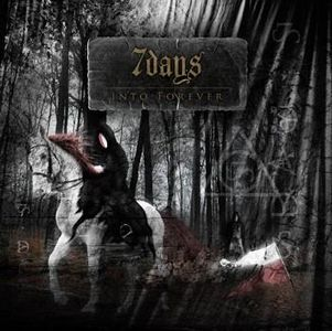 7DAYS - Into Forever CD album cover