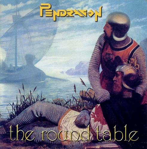 Pendragon - The Round Table (1985-1998) CD (album) cover