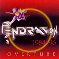 Pendragon - 1984-96 Overture CD (album) cover