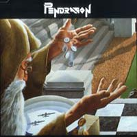 Pendragon - Nostradamus CD (album) cover