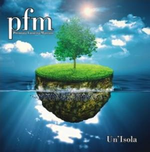 Premiata Forneria Marconi (pfm) - Un' Isola CD (album) cover