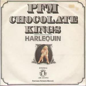 Premiata Forneria Marconi (pfm) - Chocolate Kings CD (album) cover