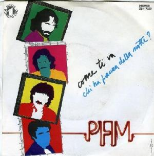 Premiata Forneria Marconi (pfm) - Come Ti Va CD (album) cover