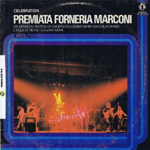 Premiata Forneria Marconi (pfm) - Celebration CD (album) cover