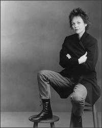 LAURIE ANDERSON image groupe band picture