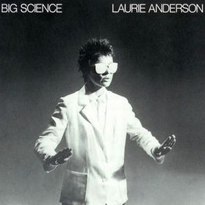 Laurie Anderson - Bg Science CD (album) cover