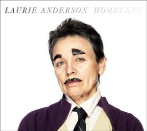 Laurie Anderson - Homeland CD (album) cover