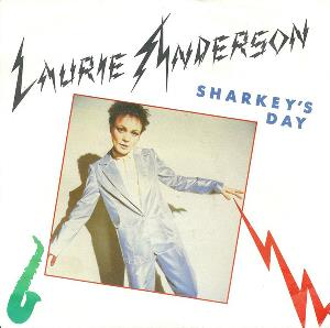 Laurie Anderson - Sharkey's Day CD (album) cover