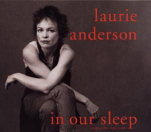 Laurie Anderson - In Our Sleep CD (album) cover