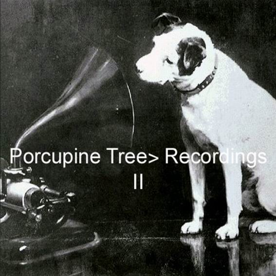 Porcupine Tree - Recordings Ii CD (album) cover