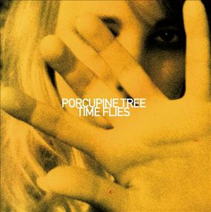 Porcupine Tree - Time Flies CD (album) cover