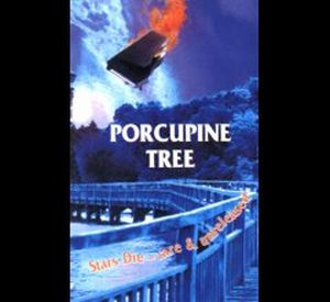 PORCUPINE TREE - Stars Die - Rare And Unreleased CD album cover