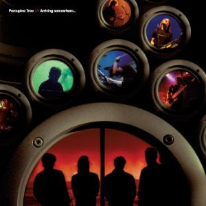 Porcupine Tree - Arriving Somewhere... CD (album) cover