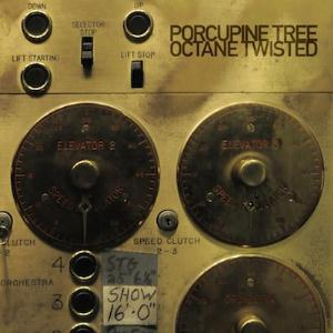 Porcupine Tree - Octane Twisted CD (album) cover
