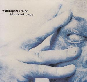 Porcupine Tree - Blackest Eyes CD (album) cover