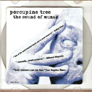 Porcupine Tree - The Sound Of Muzak CD (album) cover