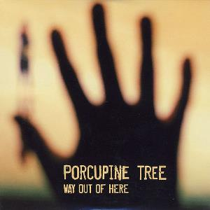 Porcupine Tree - Way Out Of Here CD (album) cover