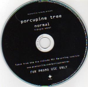 Porcupine Tree - Normal CD (album) cover