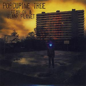 Porcupine Tree - Fear Of A Blank Planet (single) CD (album) cover