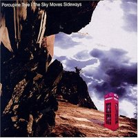 Porcupine Tree - The Sky Moves Sideways (re-issue) CD (album) cover