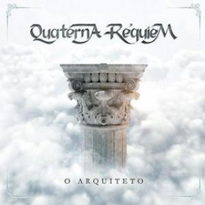 Quaterna Requiem O Arquiteto (the Architect) CD album cover