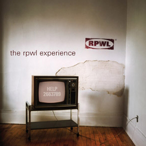 RPWL - The Rpwl Experience CD album cover