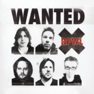 Rpwl - Wanted CD (album) cover
