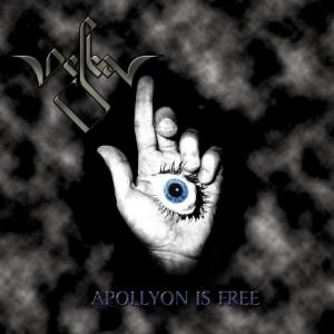 Delta - Apollyon Is Free CD (album) cover